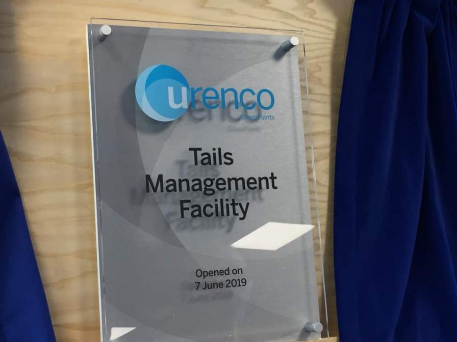 Urenco makes significant investment in new UK facility for sustainable energy image